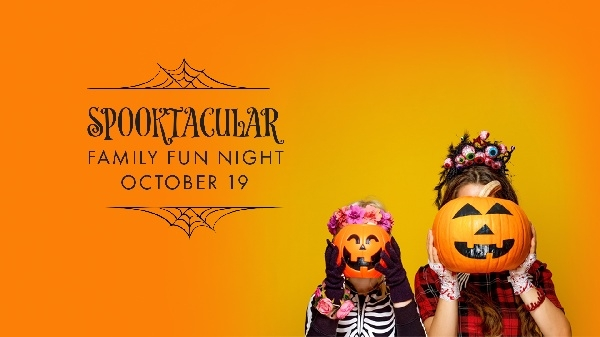 Spooktacular Family Fun Night