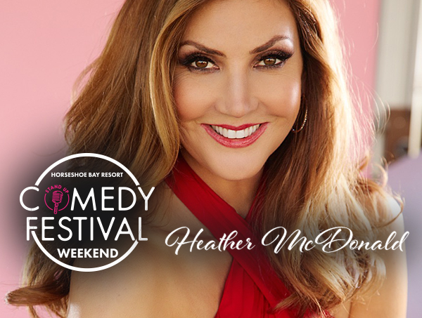 Comedy Festival Weekend