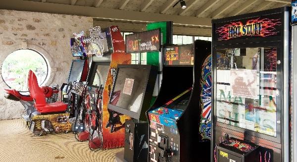 Arcade Double Down @ Marina Arcade