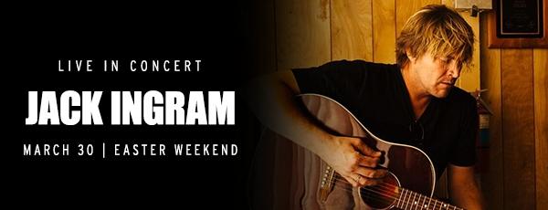 Jack Ingram Live at Horseshoe May Resort