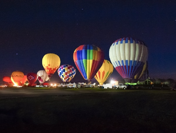6th Annual Balloons over Horseshoe Bay Resort