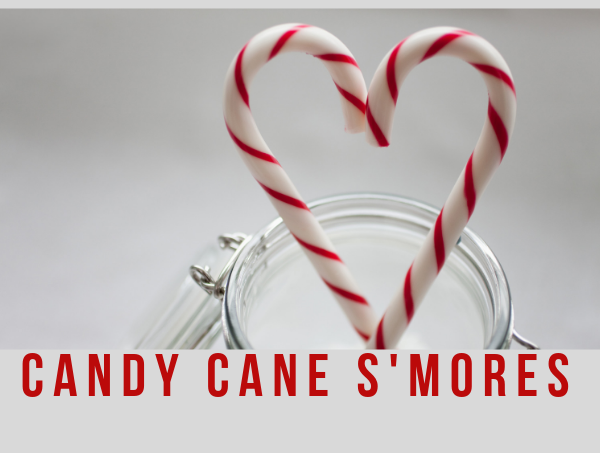 Candy Cane S'mores