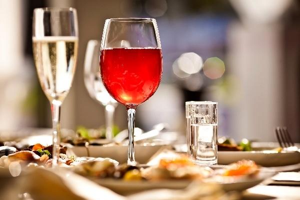 Valentine's Dinner at Horseshoe Bay Resort