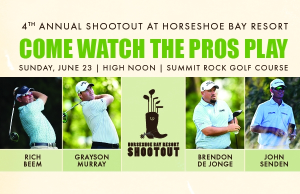 4th Annual Shootout at Horseshoe Bay