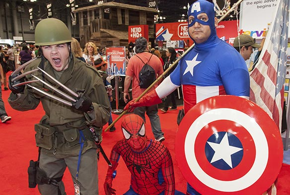 nyc comic con guests