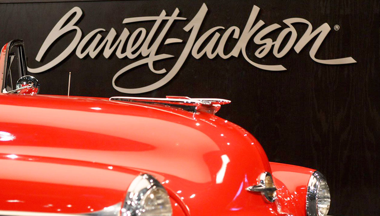 47th Annual Barrett-Jackson Collector Car Auction