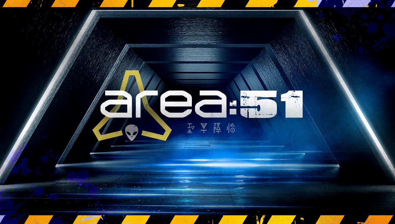 Nightmare on Princess Drive: Area 51