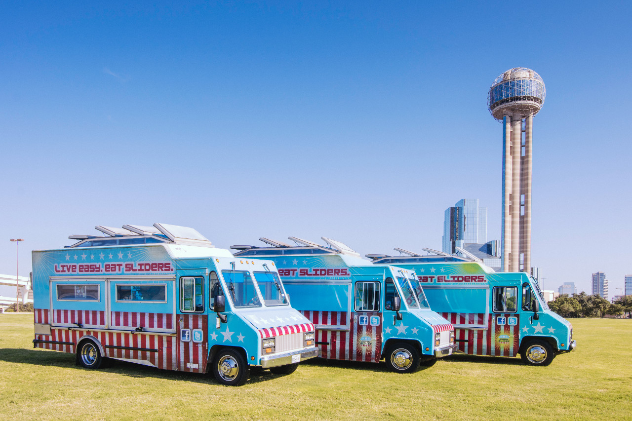 Easy Slider Food Trucks Dallas