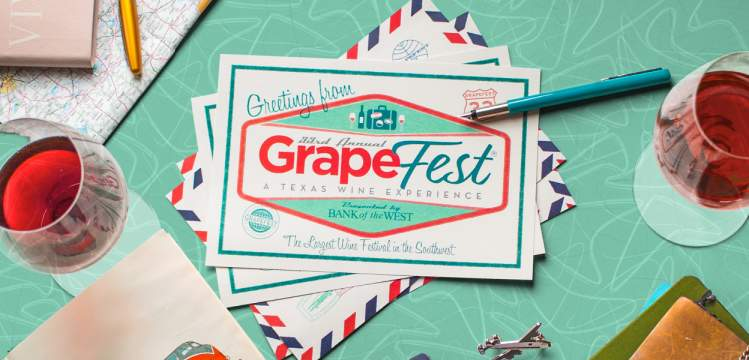 GrapeFest 2020 in Grapevine