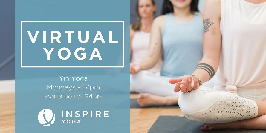 Inspire Yoga Grapevine