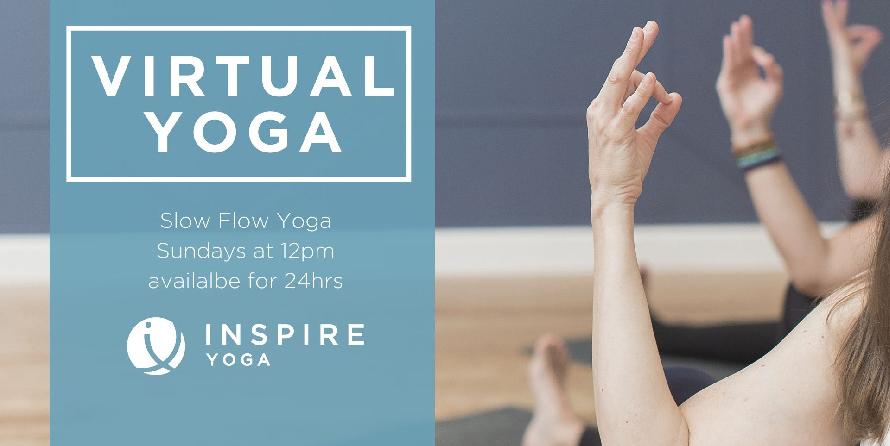 Slow Flow Yoga Grapevine