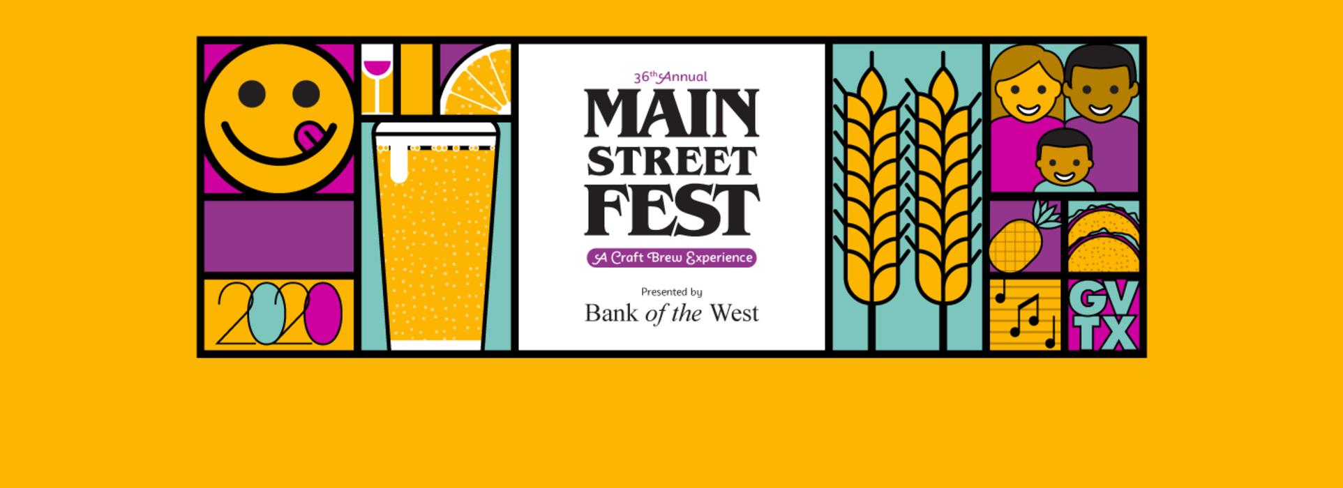 Main Street Fest Grapevine 2020