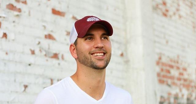 Clayton Gardner smiling for photo
