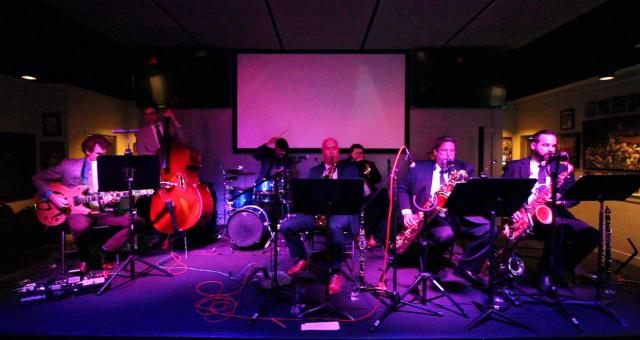 David Box Band performing