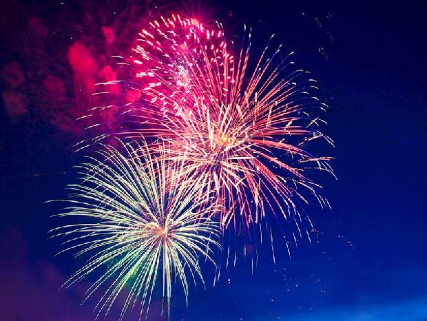 Fourth of July Fireworks - Canceled