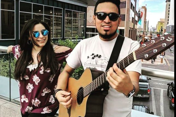 Enjoy Live Music at CIELO Featuring the Duo of Luis Martinez & Marah Armenta